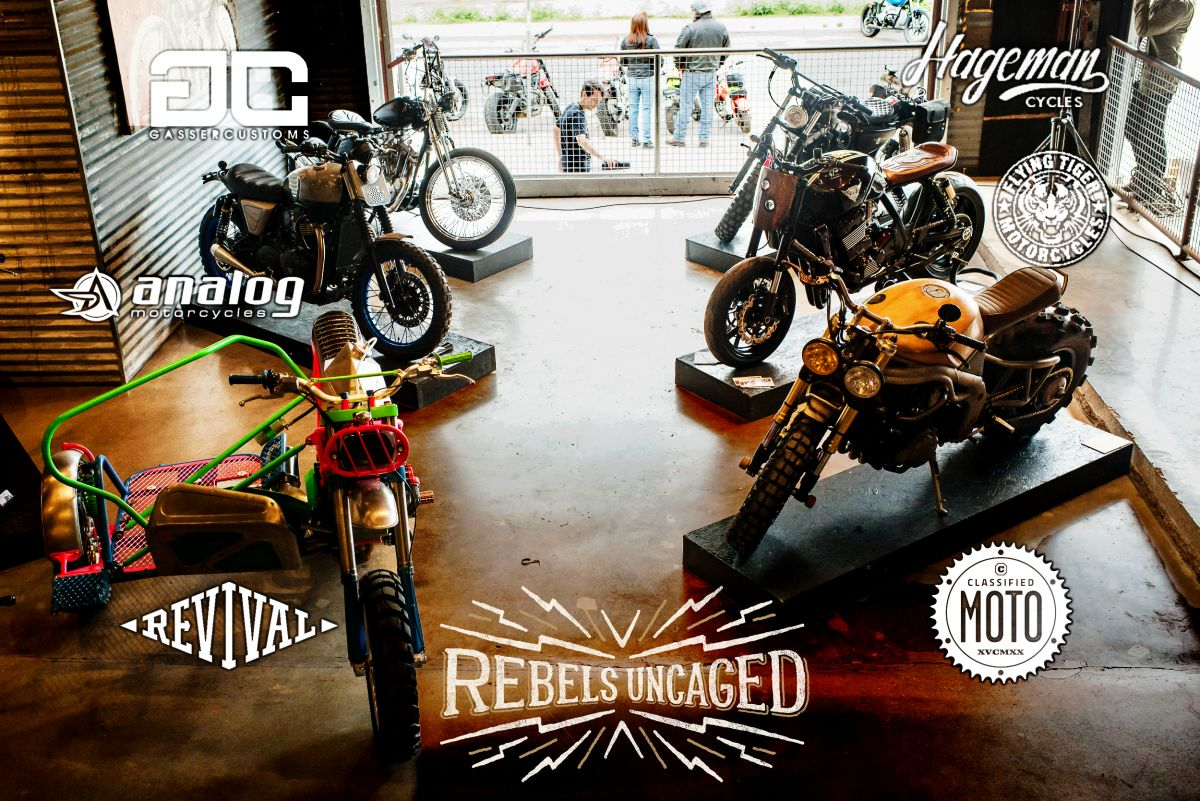 Rebels Uncaged Motorcycle Contest Returns for 2017