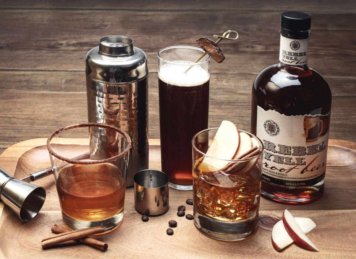 3 Cocktail Recipes With Rebel Yell Root Beer