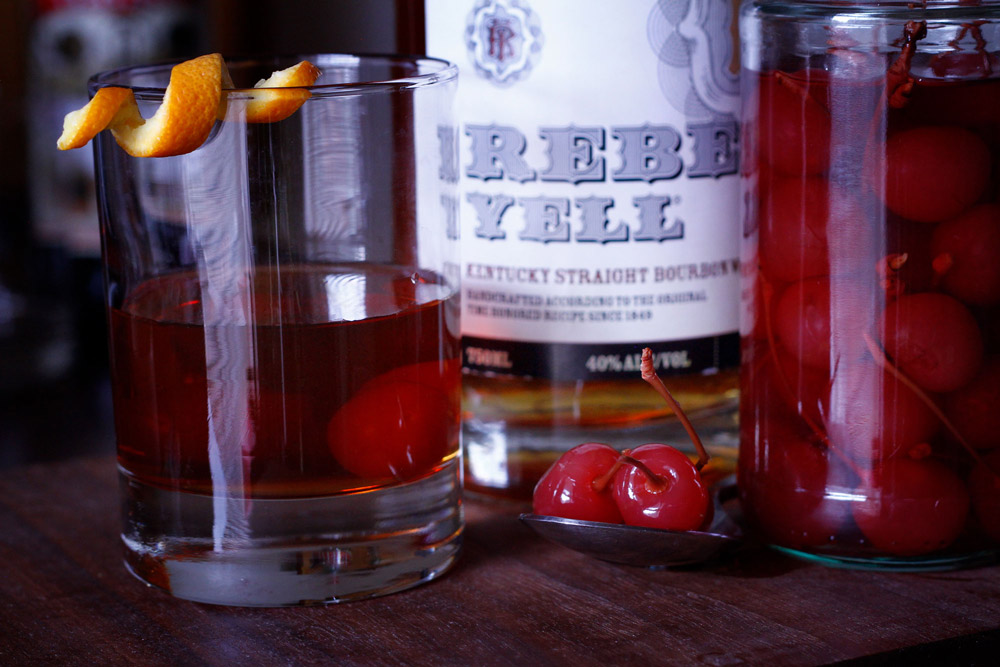 How to Make Bourbon-Soaked Cherries