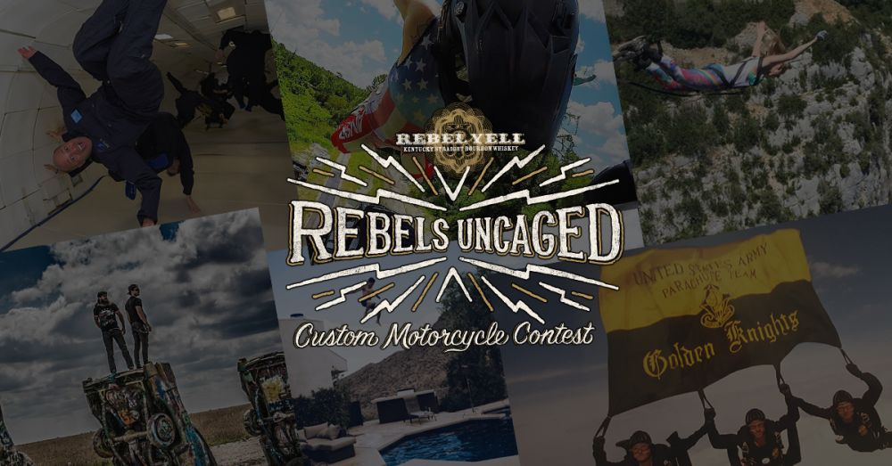 Cheers to the 6 Chosen Rebels Uncaged 2017 Winners