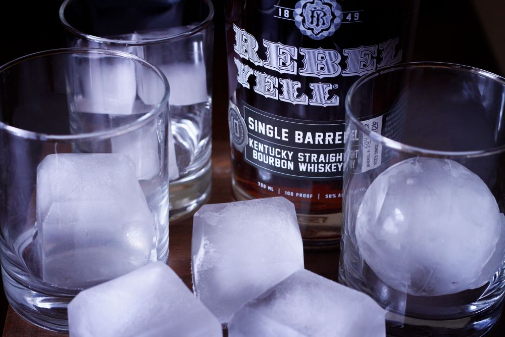 What Bourbon-Swilling Rebels Need to Know About Ice