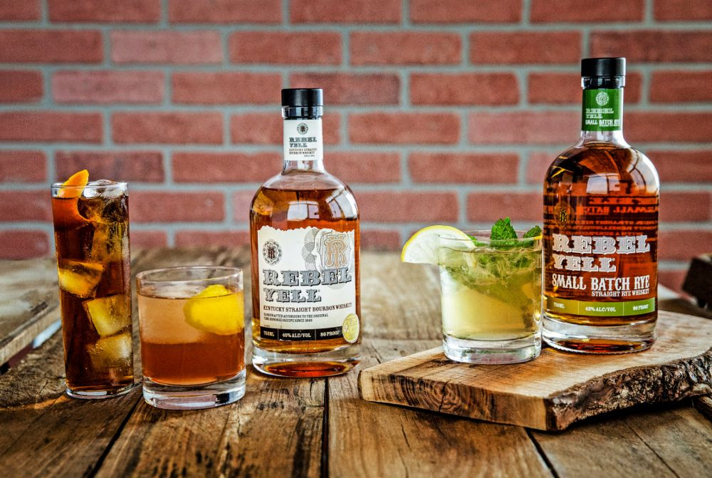 3 Bourbon Cocktails Best Enjoyed Outdoors