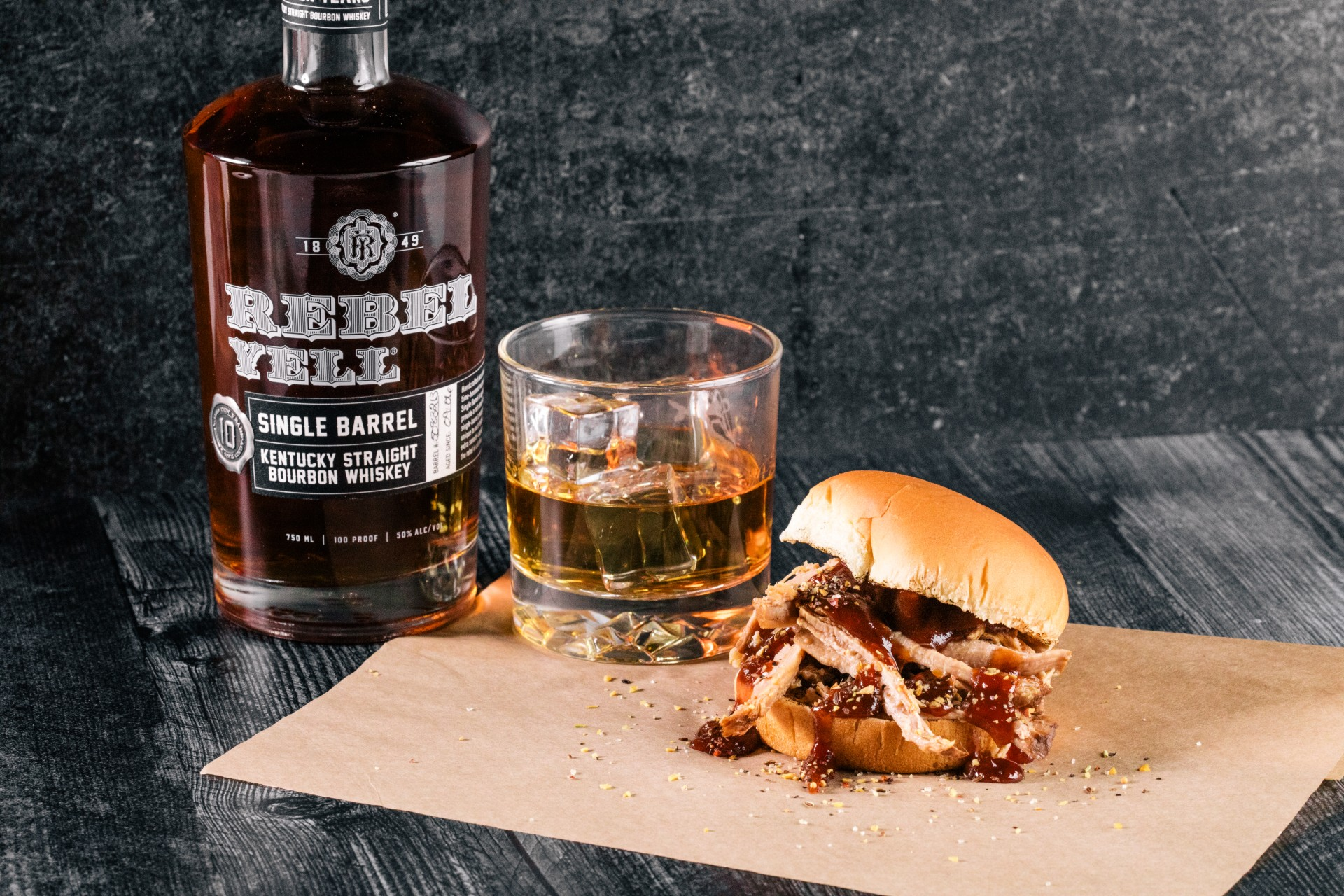 A Rebel's Bourbon and Barbecue Pairing Guide