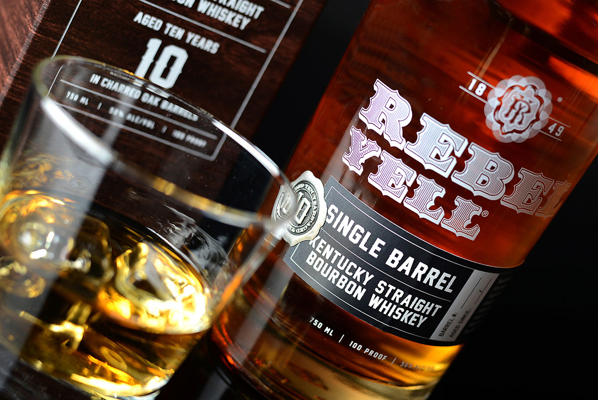 The 2020 Rebel Yell 10-Year Single Barrel Is Here